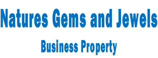 Natures Gems and Jewels Business Property
